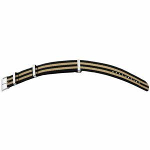 BEAR nylonový NATO řemínek 0399 (22 mm)