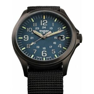 Traser P67 Officer Pro Gunmetal Blue Nato