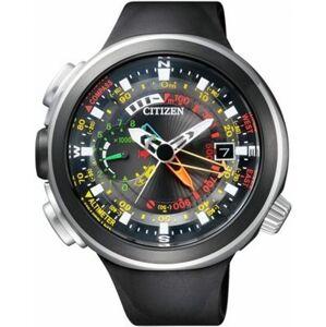 Citizen Promaster Land Altichron Cirrus Eco-Drive Dual Sensors BN4035-08E