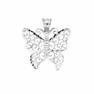 Motýl filigránový