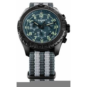 Traser P96 Outdoor Pioneer Evolution Chrono Petrol nato