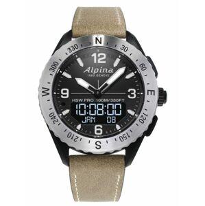 Alpina AlpinerX Horological Smartwatch AL-283LBBW5SAQ6
