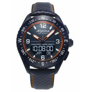 Alpina AlpinerX Horological Smartwatch AL-283LNO5NAQ6L