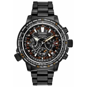 Citizen Satellite Wave GPS Eco-Drive CC7015-55E - Limited Edition Black