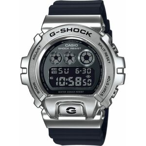 Casio G-Shock GM-6900-1ER Metal Bezel 6900 Series 25th Anniversary