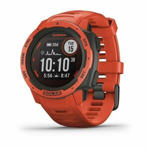 Garmin Instinct Solar Red Optic 010-02293-20