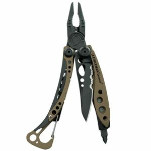 Leatherman MultiTool Leatherman SkeleTool Coyote Tan