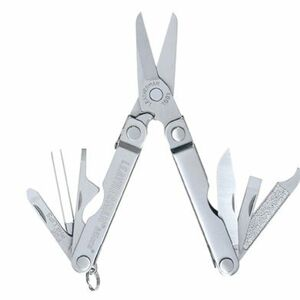 Leatherman MultiTool Leatherman Micra Silver