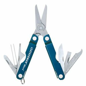Leatherman MultiTool Leatherman Micra Blue
